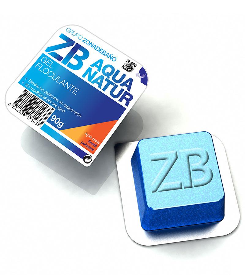 Floculante en gel ZB Aquanatur