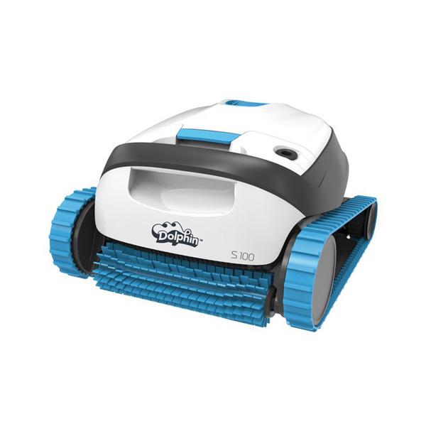 Robot limpiafondos Dolphin S-series para piscinas