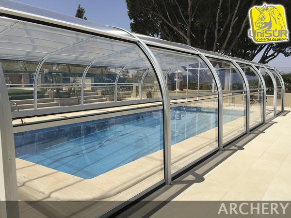 Cubiertas Telescópicas para piscinas