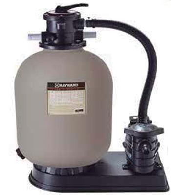Filtro compacto Hayward + Bomba Powerflo II
