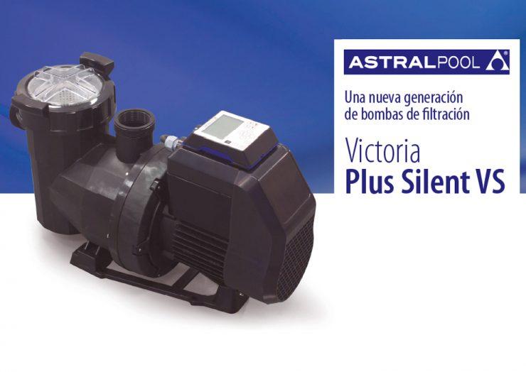 Bomba Victoria Plus Silent VS