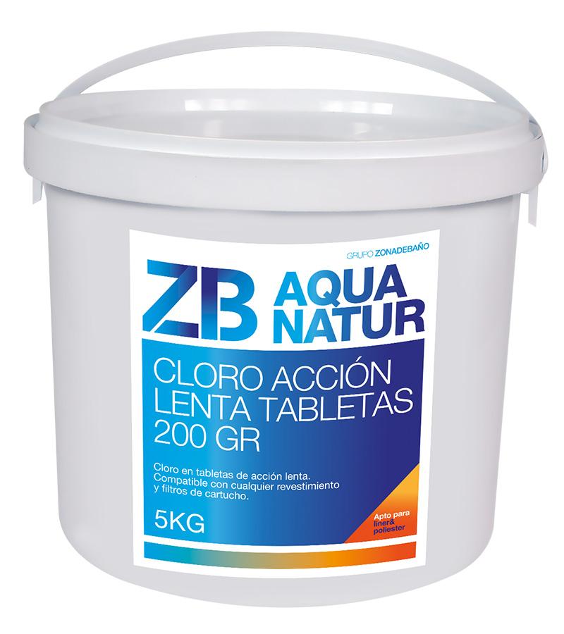 Chlorine tablets 200g