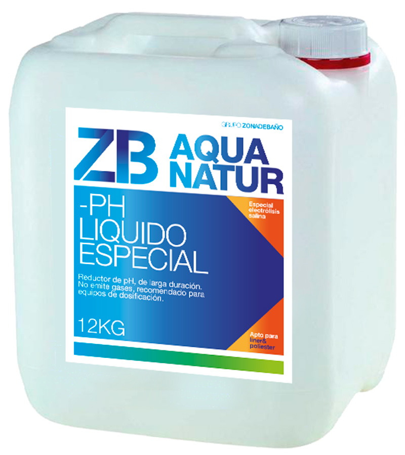 - pH líquido especial