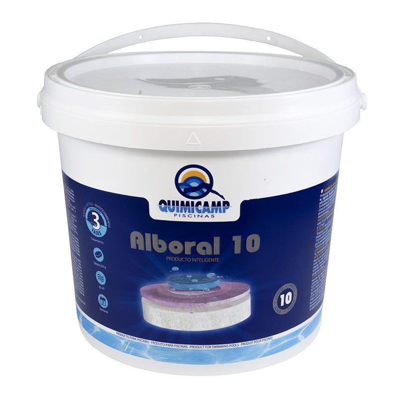 Alboral 10 tabletas 250g