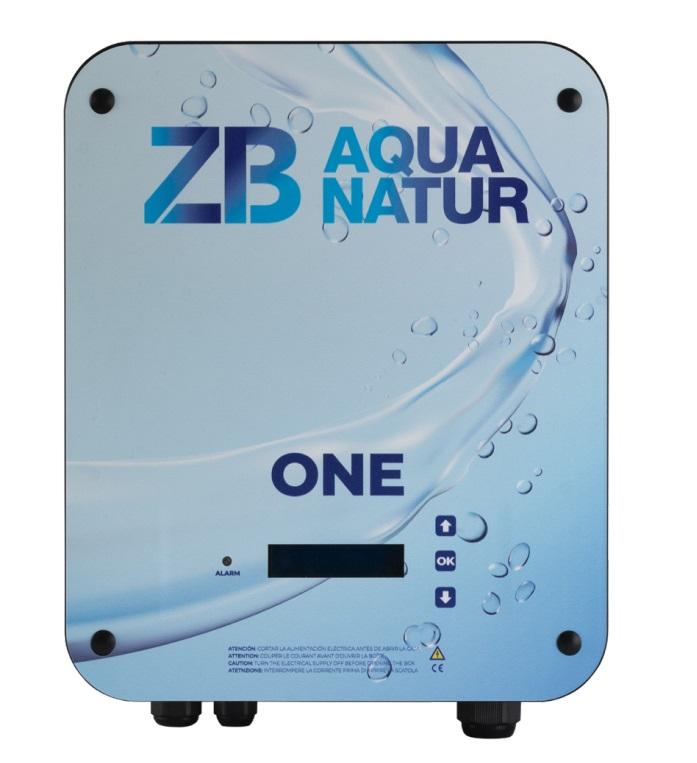Electrólisis ZB Aquanatur One