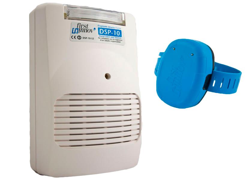 Kit Alarma Brazalete Blue Protect
