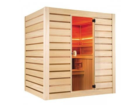 Sauna Finlandesa Ecológica