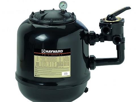 Filtros Hayward laminados