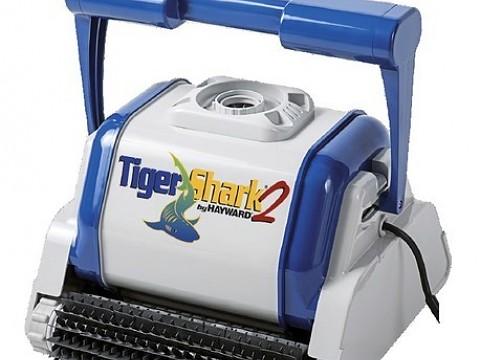 Limpiafondos Tiger Shark 2