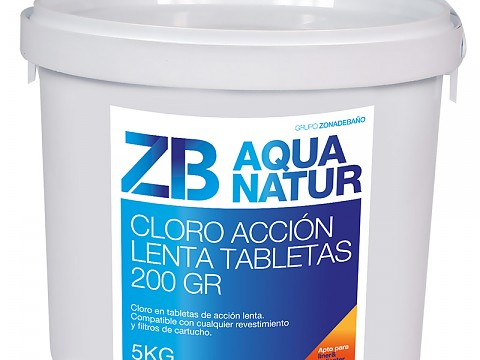 Cloro tabletas 200g