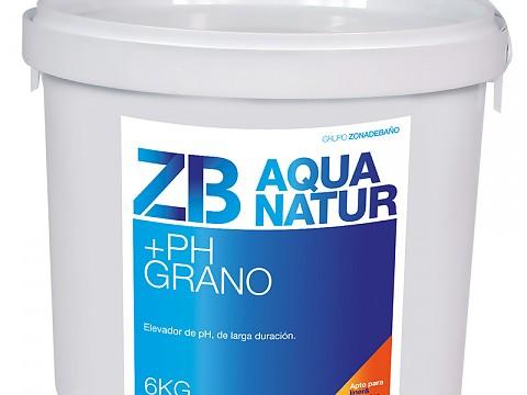 + pH granulado