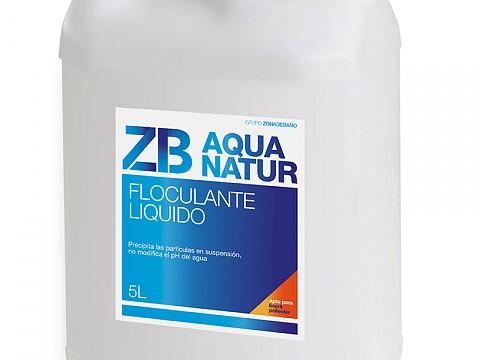 Liquid flocculant