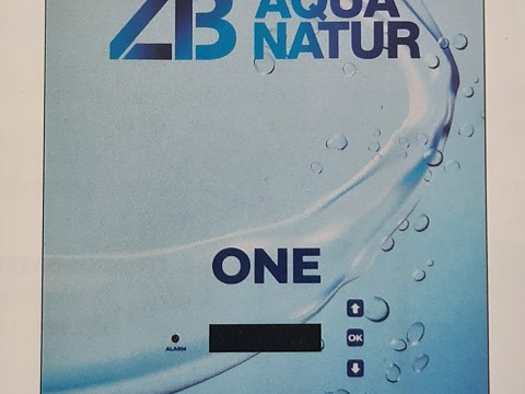 ZB Aquanatur One Electrolysis
