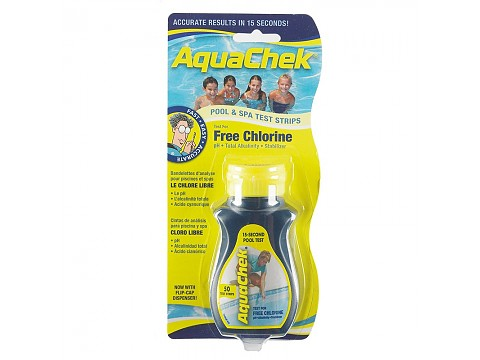 Aquachek Yellow