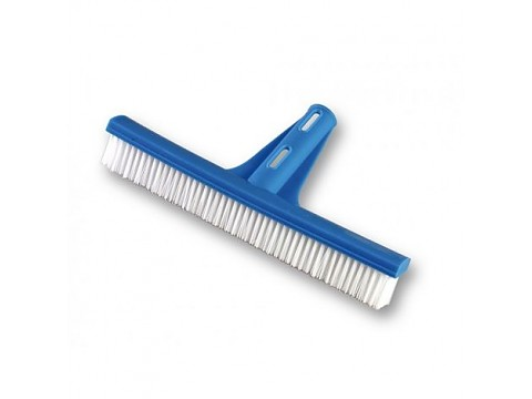 Plastic bristles straight brush