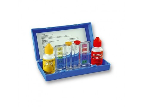 Oto and pH analysis kit