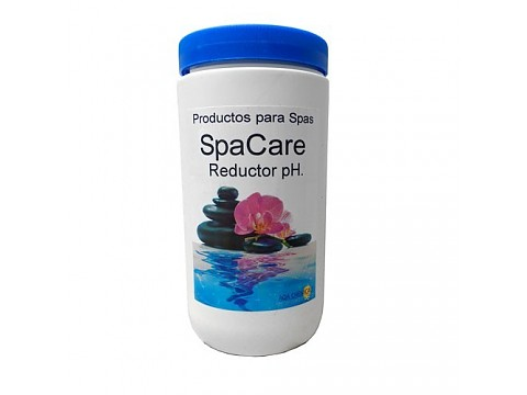 - granulated pH SpaCare