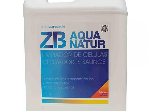 Limpiador de células de clorador salino